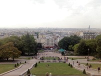 Paris_View from Sacre Coeur